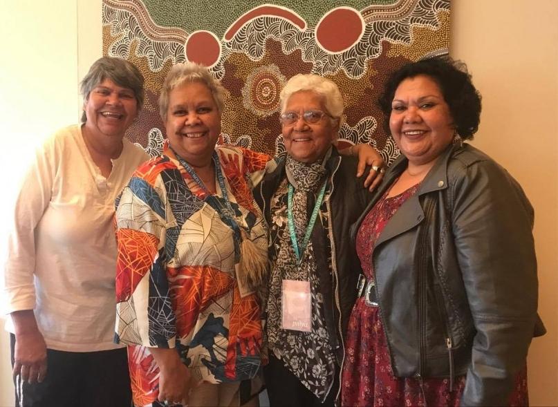 4 Uluru Convention delegates